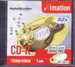 CD-R Imation Light Scribe