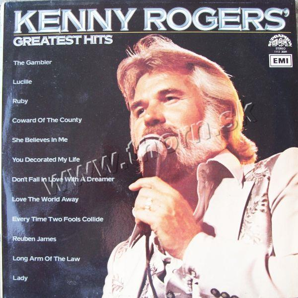 ROGERS Kenny- Greatest Hits